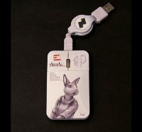 SAMURAI ANIMALS-  Mouse - Nina the Rabbit Samurai *Stopped Production.