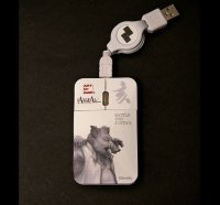 SAMURAI ANIMALS-  Mouse - Silver Ax the Wild Boar Samurai *Stopped Production.
