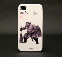 SAMURAI ANIMALS- iPhone Case No.5 *Stopped Production