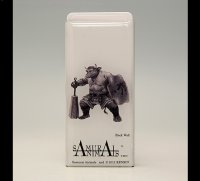 SAMURAI ANIMALS-  FRISK  Mint Tablet Case Cover Black Wall  the Bull Samurai *Stopped Production