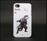 SAMURAI ANIMALS- iPhone Case No.9 *Stoped Production