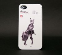 SAMURAI ANIMALS- iPhone Case No.7 *Stoped Production