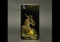 SAMURAI ANIMALS- iPhone Case No.1 *Stoped Production