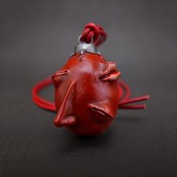 No.377 Beherit: Egg of the King 2015 Ver. *Red Strap Edition *Sold out