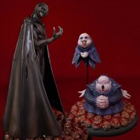No. 405 Femto 2015 Limited Edition I *Black Version (Set of Ubik and Conrad)*Sold Out