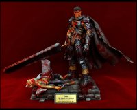 No. 372 Guts the Black Swordsman - Birth Ceremony Chapter -1/10 Scale -Limited dead angel version*Bloody Repainting Version*Sold Out!!!