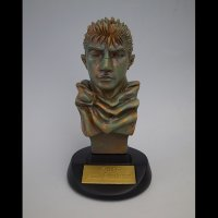 No. 440 Guts- Bust Up(Bronze color tone repainting)- 2001 Young Animals Magazine Limited Sales*Last 2 pcs!