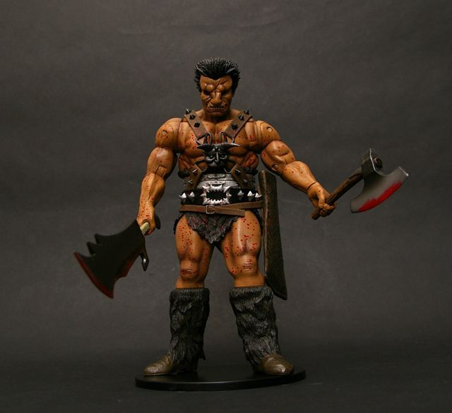 No. 051 Zodd: Human Form Action Figure (Exclusive) *New