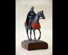 Photo2: Classic Historical Statue- Oda Nobunaga Riding on Horse (2)