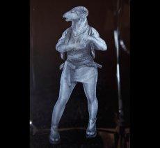 Photo2: Premium Laser Crystal Figure Collection: Lynn (2)