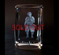 Premium Laser Crystal Figure Collection: Brahman