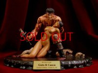 No. 282 Guts & Casca /1: 10 scale *Sold out*