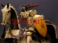 """No. 267 Skull Knight- """"Weathered Bone"""" Color Scheme *Pre-order is closed. *Sold out*"""