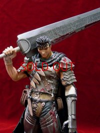 No. 168 Auction of Guts:Black Swordsman Episode of Birth Feast*limited 2*closed *Sold out*