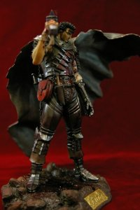 No. 189 Guts Black Swordsman(Exclusive ver. for Volks store)*sold out