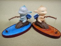 No. 103 Elf Kuri Puck: Angling Trip (Exclusive: Set of 2)*sold out