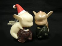 No. 094 Elf Kuri Puck & Beherit (2004 Christmas Exclusive: Set of 2) *sold out