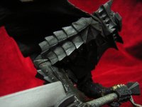 No. 127 Armored Berserk Bust Up Statue: Wolf *sold out