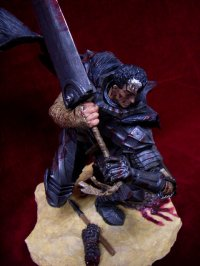 No. 121 Guts Berserker Exclusive 1(Crocodile Base) *Sold Out!!