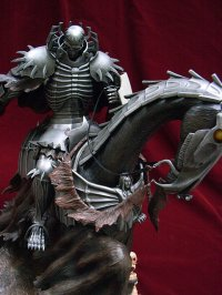 No. 153 Skull Knight Horse Riding Figure 2 (1/10)*normal version *sold out