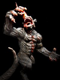 No. 112 Zodd Version II Statue Exclusive 2 (Bloody Version with Knight of Skeleton Bust-Up: Dark Iron) *sold out