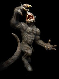 No. 113 Zodd Version II Statue Normal *sold out