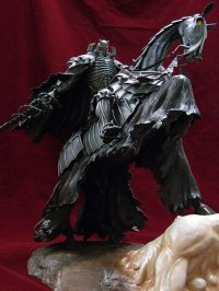 No. 152 Skull Knight Horse Riding Figure 2 (1/10)*limited version*sold out