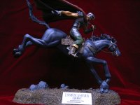 No. 136 Guts (Hawk Soldiers) Horse Riding Sculpture (Exclusive: Casca Bust) *sold out