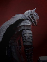 No. 110 Armored Berserk PVC Statue Normal *sold out