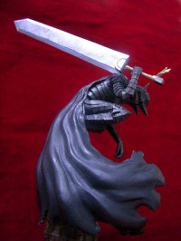 No. 138 Armored Berserk & Fire Dragon *sold out