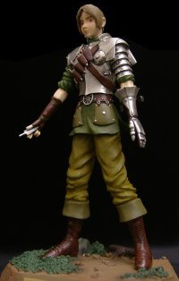 No. 057 Judeau:Hawk Soldiers Statue (Normal) *Sold out!