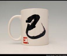 Photo2: SAMURAI ANIMALS-  Mug - Snake the Snake Samurai *Stopped Production. (2)