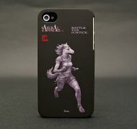 SAMURAI ANIMALS- iPhone Case No.10 *Stoped Production