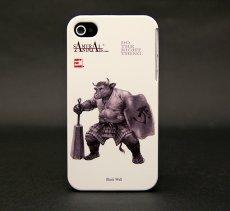Photo1: SAMURAI ANIMALS- iPhone Case No.5 *Stopped Production (1)