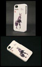 Photo3: SAMURAI ANIMALS- iPhone Case No.7 *Stoped Production (3)
