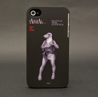 SAMURAI ANIMALS- iPhone Case No.11 *Stoped Production