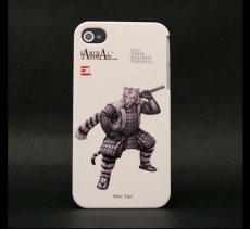Photo1: SAMURAI ANIMALS- iPhone Case No.6 *Stopped Production (1)