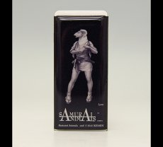 Photo1: SAMURAI ANIMALS-  FRISK  Mint Tablet Case Cover Lynn  the Sheep Samurai *Stopped Production (1)