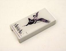 Photo2: SAMURAI ANIMALS-  FRISK  Mint Tablet Case Cover Arrow  the Bird Samurai *Stopped Production (2)