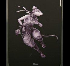 Photo3: SAMURAI ANIMALS- iPhone Case No.4 *Stoped Production (3)