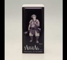 Photo1: SAMURAI ANIMALS-  FRISK  Mint Tablet Case Cover Brahman  the Ape Samurai *Stopped Production (1)