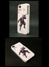Photo3: SAMURAI ANIMALS- iPhone Case No.6 *Stopped Production (3)