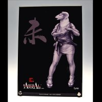 SAMURAI ANIMALS-  Acrylic Panel Series  -Lynn *Stopped Production
