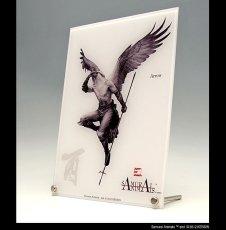 Photo3: SAMURAI ANIMALS-  Acrylic Panel Series Arrow *Stopped Production (3)