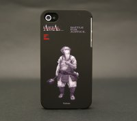 SAMURAI ANIMALS- iPhone Case No.12 *Stoped Production
