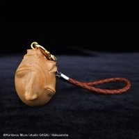 No.338 Beherit Key Charm -2014 Wood Carving Version-*Sold Out!!