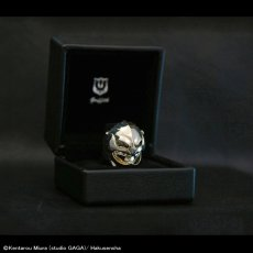 Photo5: No.232 Griffith Silver Ring BSS-R-01 (5)