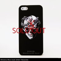 No.315 Berserk iPhone5/5S Case - Skull Knight *Black version - *Sold out*
