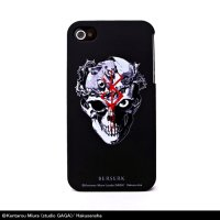 No.321 Berserk iPhone4/4S Case - Skull Knight *Black version - *Sold out!