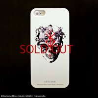 No.314 Berserk iPhone5/5S Case - Skull Knight *White version - *Sold out*